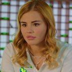 Актриса Леля Баранова в 2019 году