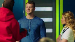 Первое появление Фила в сериале Фитнес 2 сезон
