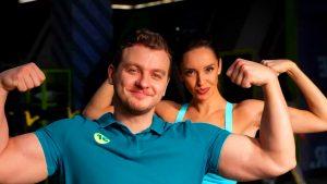 Филипп Бледный и Татьяна Храмова