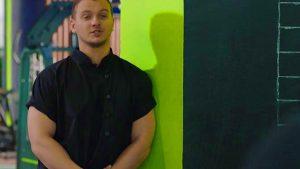 Филипп Бледный в 2 сезоне Фитнеса